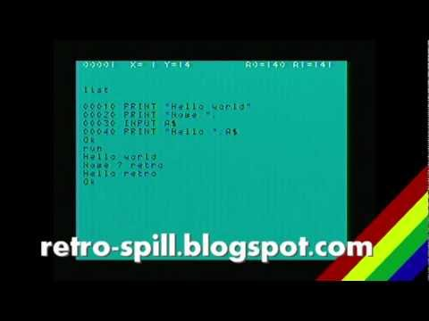 C7420 Microsoft Basic - Videopac G7400