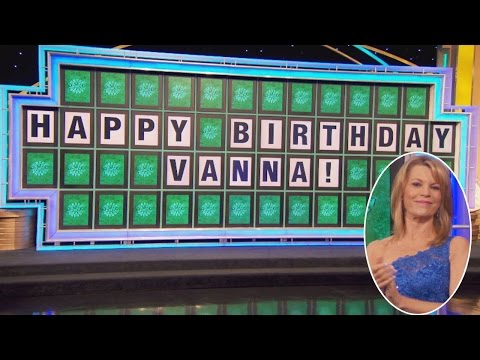 Video At 60, 'Wheel of Fortune's' Vanna White Shares Her Secrets For Staying Young download in MP3, 3GP, MP4, WEBM, AVI, FLV January 2017