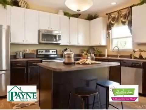 New Home for Sale at 803 Stonewood Bend, Lake St. Louis, MO 63367 by Payne Family Homes