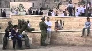 Futebol: Judeus e Palestinos