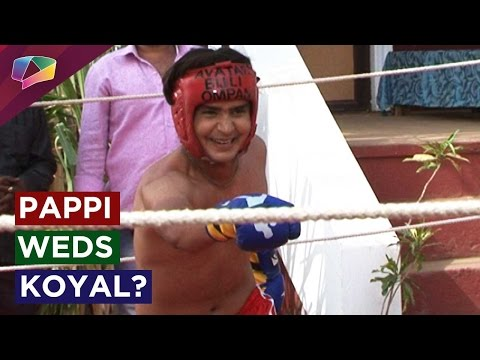 Pappi to marry Koyal on Chidiya Ghar?Pappi to marr