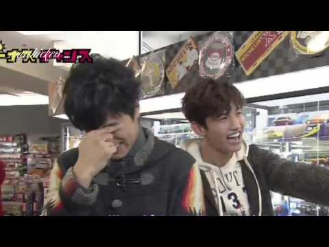 Changmin's Laugh
