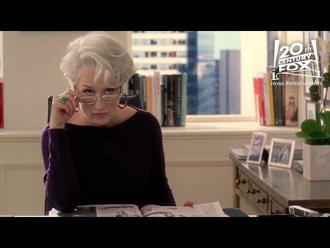 The Devil Wears Prada | Miranda's Most Savage Moments | 20th Century FOX