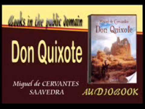 Vid�o de Miguel de Cervantes