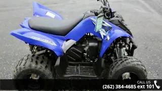 6. 2009 Yamaha Raptor 90  - Action Power Sports - Waukesha, ...