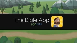Bible App for Kids YouTube video