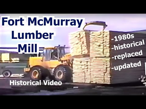 The Lumber Mill in Fort McMurray