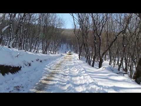 сlub4x4.az  Покатушка к озеру Нохурлар 09.02.2014(4) (видео)