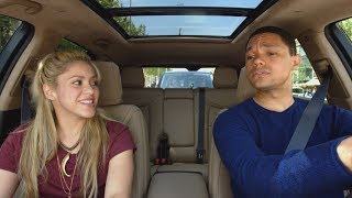 Video Apple Music — Carpool Karaoke — Shakira and Trevor Noah Preview MP3, 3GP, MP4, WEBM, AVI, FLV Februari 2018