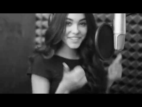 Tekst piosenki Madison Beer - Stay With Me (Sam Smith cover) po polsku