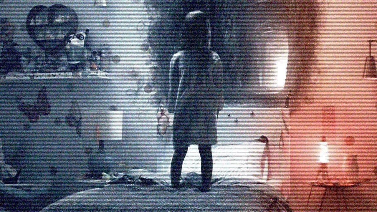 Inspiegabili fenomeni paranormali catturati da telecamere di videosorveglianza