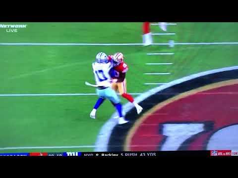 Allen Hurns first reception as a Dallas Cowboys WR - NFL Preseason 2018
