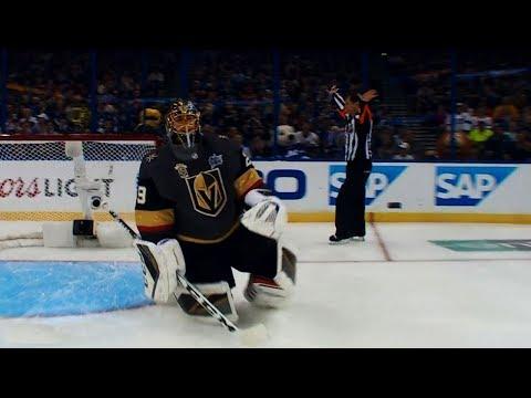 Video: 2018 NHL All-Star Skills Competition: Save Streak