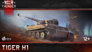 War Thunder: Pz.Kpfw. VI Tiger Ausf. H1