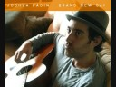 Joshua Radin – Brand New Day