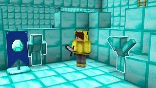 GÖRÜNMEYEN ELMAS OLDUM! - Minecraft SAKLAMBAÇ