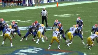 Mike Gillislee vs LSU (2012)