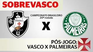 As impressões sobre mais um empate do Vasco no campeonato brasileiro.
