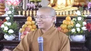 Kinh niệm Phật ba la mật 5: Niệm Phật Viên Thông - Thích Nhật Từ - Phần 2/2
