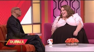Chrissy Metz and a Surprise from Kristin Chenoweth!