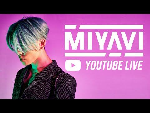 , title : 'MIYAVI YouTube LIVE【3/25 WED 22:00-】'