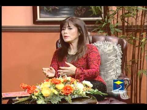 MC Trần Quốc Bảo phỏng vấn ca sĩ Vy Vân trên Đài VHN tháng 3/2011 (part 4)