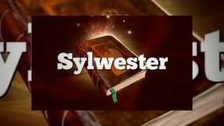 Video Znaczenie imienia Sylwester MP3, 3GP, MP4, WEBM, AVI, FLV Oktober 2018
