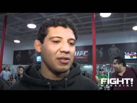 Gilbert Melendez: [Jake Shields] is the Guy Who is Gonna Beat St. Pierre