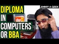 Download Lagu Should I Go for Diploma in Computers or BBA After 12th Class ? Mp3 Free