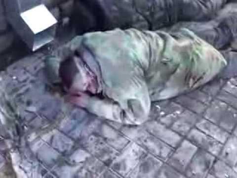 +18 Последствия атаки Беркута и ВВ в Мариинском парке 18.02.2014 (видео)