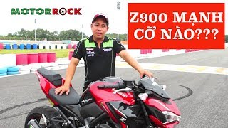 9. Kawasaki Z900 ABS 2019  biểu dương sức mạnh trên đư�ng đua �ại Nam