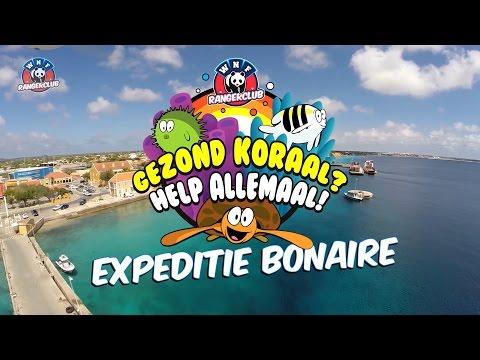 Belevenissen WNF Expeditiereis Bonaire 2014