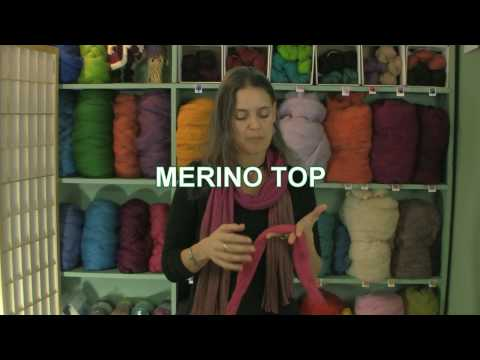 Wool Roving, Felting Wool & Needle Felting Wool Tutorial