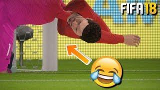 Video FIFA 18 Fail Compilation | Glitches & Funny Moments Part #2 MP3, 3GP, MP4, WEBM, AVI, FLV Juni 2018