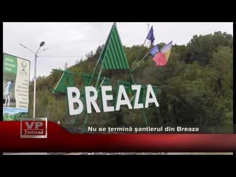 Nu se termina santierul din Breaza