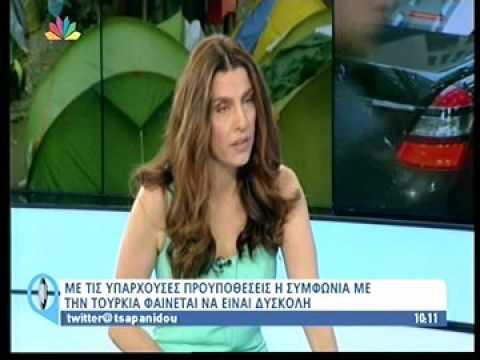 Ο Επικεφαλής της Αντιπροσωπείας της Ε.Ε. στην Ελλάδα κ. Πάνος Καρβούνης στο Star (18.03.2016)