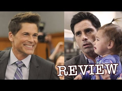 Grandfathered and The Grinder - Dual TV Review