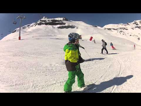 Halldor Helgason - Benni best of 2011-2012 Benni 7 years old doing backflip on snowboard. The first ever seven year old boy makes a Backflip on snowboard. This boy has such gre...