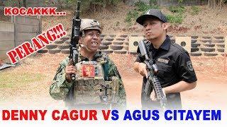 Video Kocakkk...Perang!!! Denny Cagur VS Agus Citayem MP3, 3GP, MP4, WEBM, AVI, FLV Februari 2019