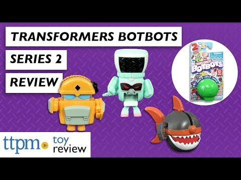 Transformers BotBots Series 2 from Hasbro