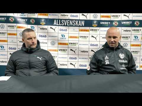 Presskonferens: ÖSK – Kalmar FF
