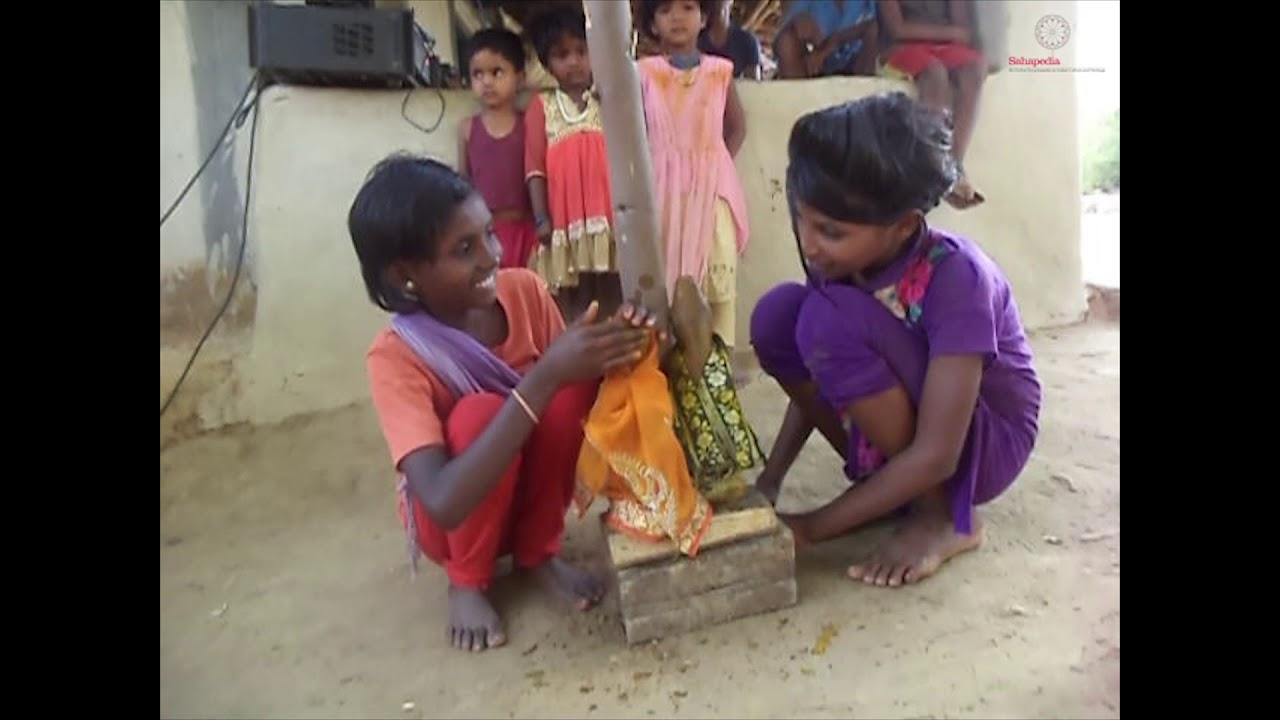 कठपुतली  विवाह: गंगा दशहरा में बच्चों का खेल/A marriage of dolls, Chhattisgarh