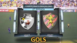 Curta - https://www.fb.com/OsGolsHD Siga - https://twitter.com/OsGolsHD Gols, Vasco 2 x 1 Sport - Brasileirão 20/09/2015 ! ! !