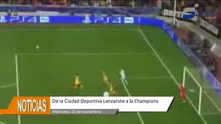 De la Ciudad Deportiva a la Champions