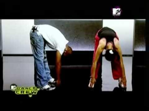 Урок 1 хип-хоп на MTV