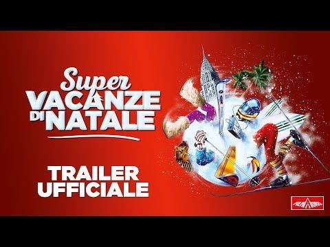 Preview Trailer Super vacanze di Natale, trailer ufficiale