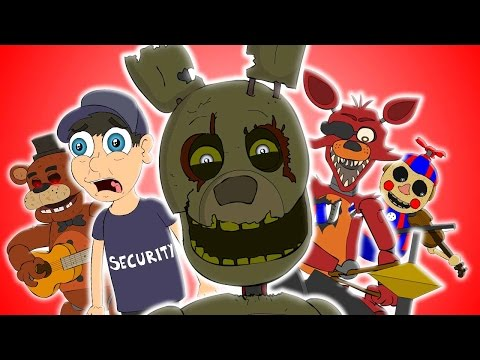 Five Nights At Freddy's 3 The Musical