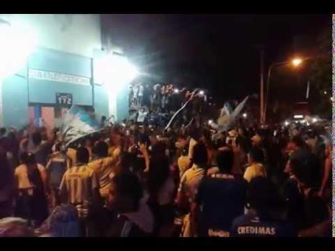 LO MAS GRANDE  DE TUCUMAN LA HINCHADA DEL DK - La Inimitable - Atlético Tucumán