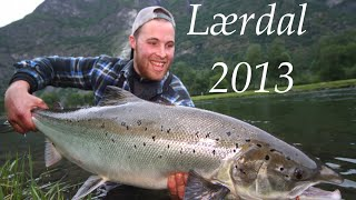 Laerdal Norway  City new picture : Laksefiske/Salmonfishing Lærdal Norway 2013 Neteland Production HD