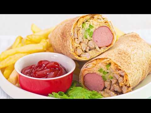 How To Make Nigerian Beef Shawarma   Beef Shawarma at Home